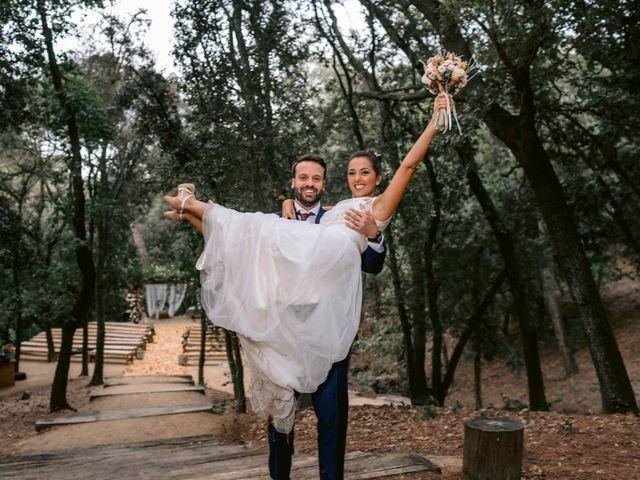 La boda de Paco y Ingrid en Caldes De Montbui, Barcelona 40