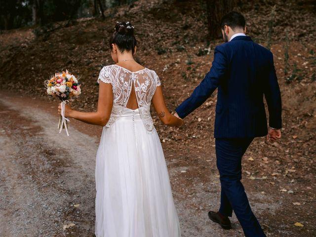 La boda de Paco y Ingrid en Caldes De Montbui, Barcelona 41