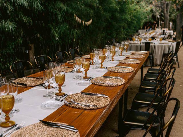 La boda de Paco y Ingrid en Caldes De Montbui, Barcelona 54