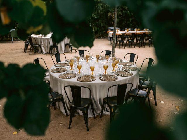 La boda de Paco y Ingrid en Caldes De Montbui, Barcelona 57