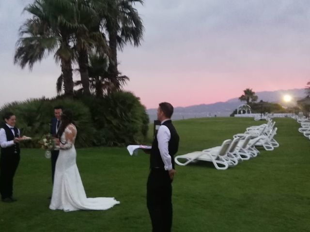La boda de Antonio y Laura  en Motril, Granada 1