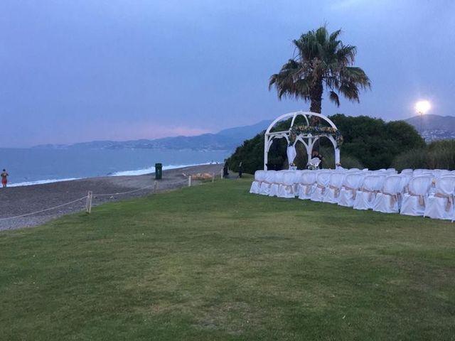La boda de Antonio y Laura  en Motril, Granada 2