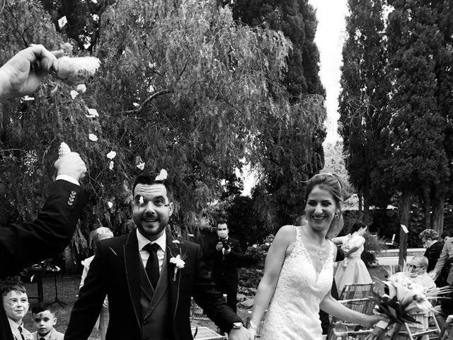La boda de Chuso  y Angels  en Picanya, Valencia 4
