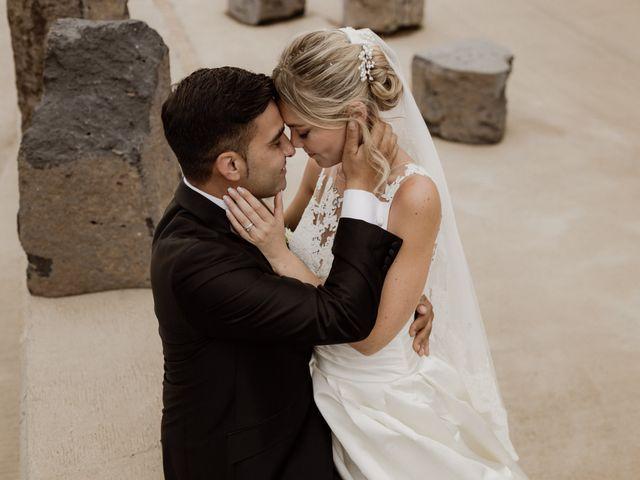 La boda de Alina y Miguel