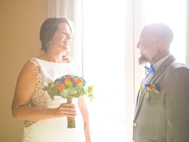 La boda de Mari Carmen y Noelia en Huetor Vega, Granada 10