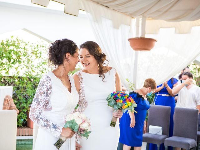 La boda de Noelia y Mari Carmen