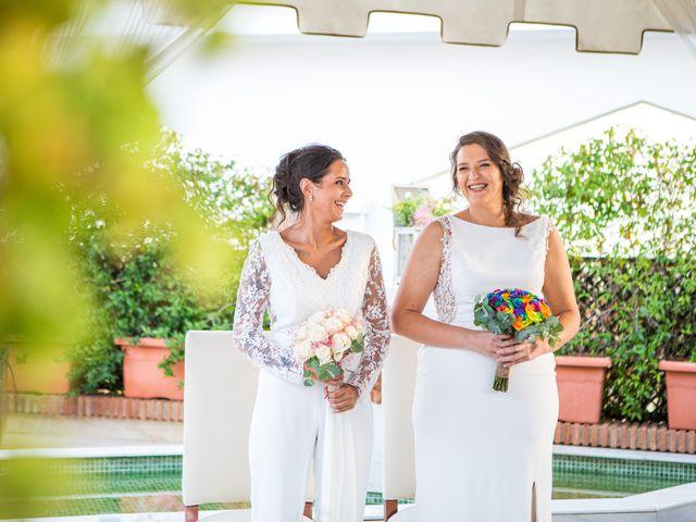 La boda de Mari Carmen y Noelia en Huetor Vega, Granada 14
