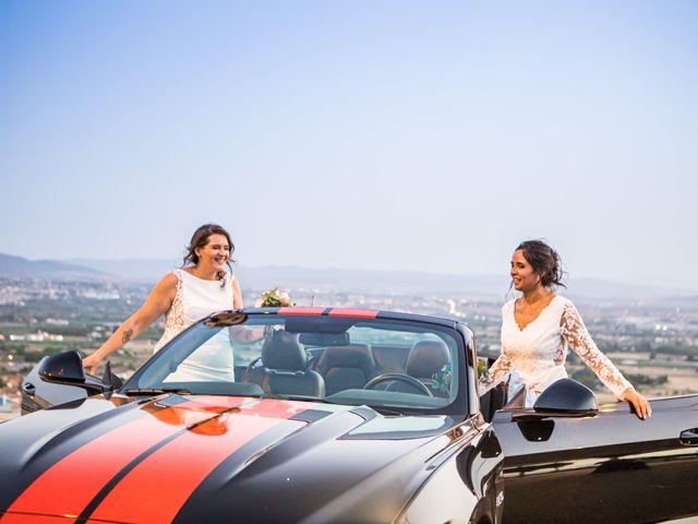 La boda de Mari Carmen y Noelia en Huetor Vega, Granada 20