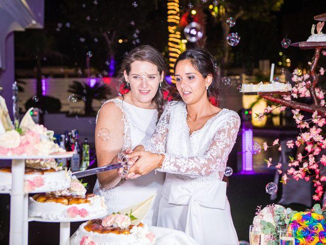 La boda de Mari Carmen y Noelia en Huetor Vega, Granada 21