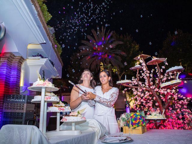 La boda de Mari Carmen y Noelia en Huetor Vega, Granada 22