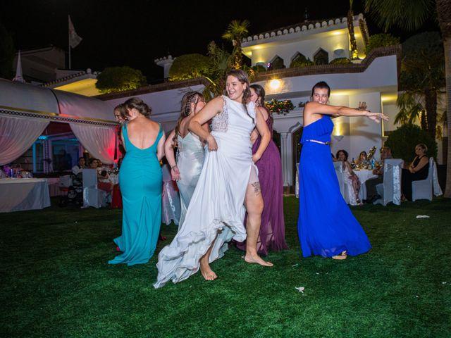 La boda de Mari Carmen y Noelia en Huetor Vega, Granada 25