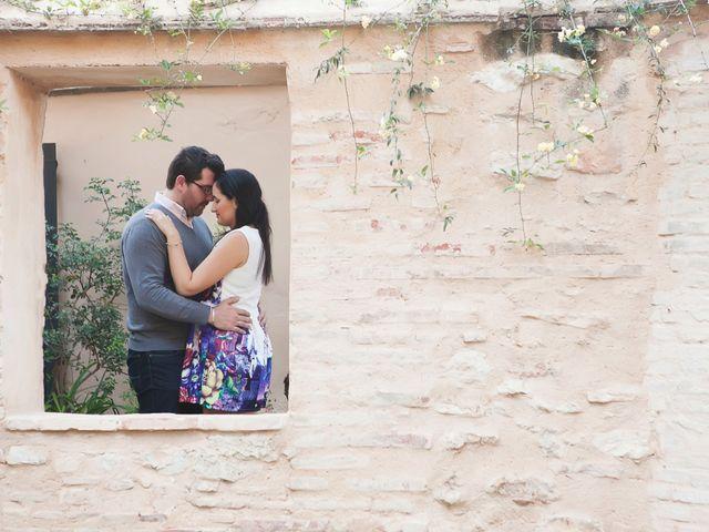 La boda de Raul y Geles en Picanya, Valencia 1