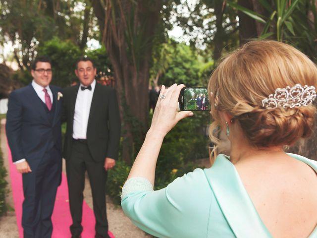 La boda de Raul y Geles en Picanya, Valencia 34