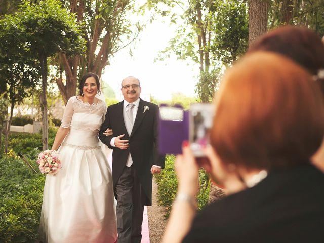 La boda de Raul y Geles en Picanya, Valencia 37