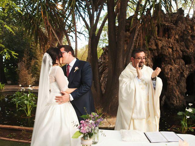 La boda de Raul y Geles en Picanya, Valencia 42