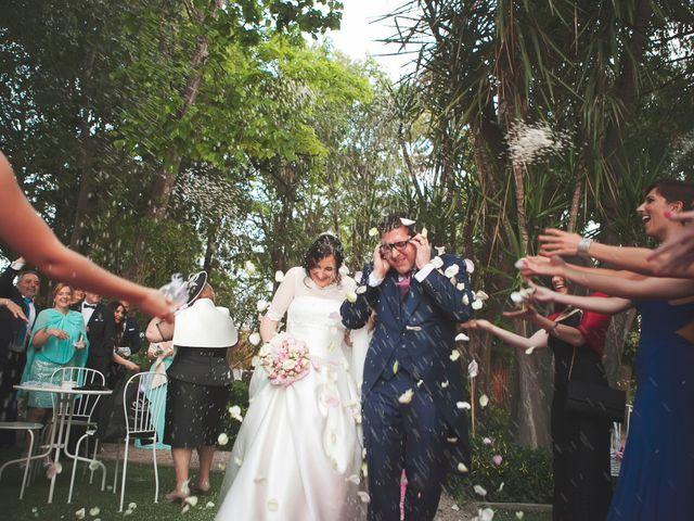 La boda de Raul y Geles en Picanya, Valencia 44