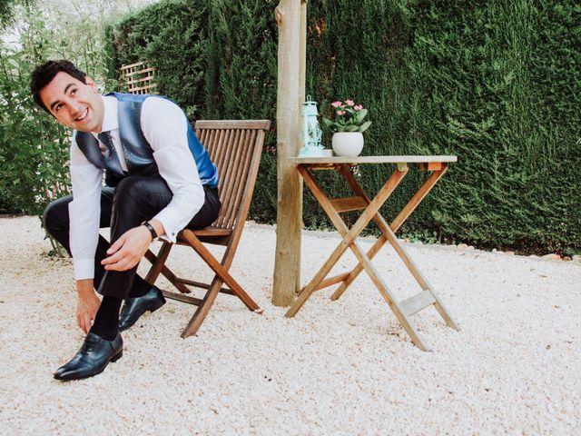 La boda de Gerard y Alicia en Calonge, Girona 15