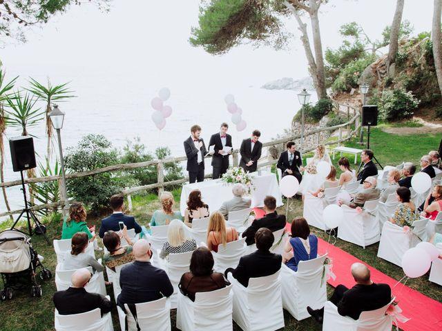 La boda de Gerard y Alicia en Calonge, Girona 99