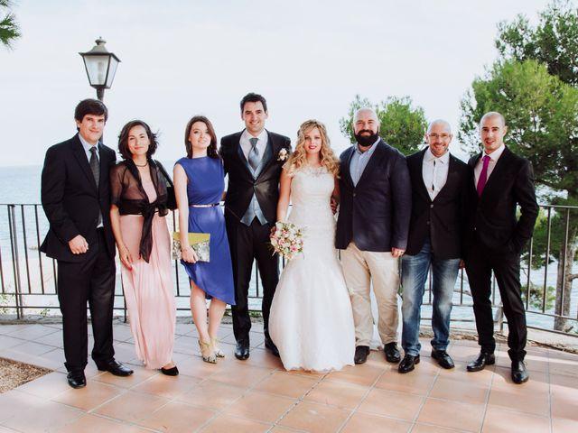 La boda de Gerard y Alicia en Calonge, Girona 120