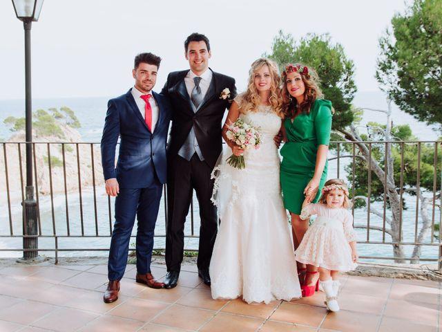 La boda de Gerard y Alicia en Calonge, Girona 122