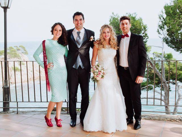 La boda de Gerard y Alicia en Calonge, Girona 123