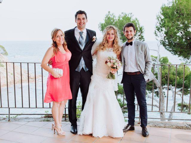 La boda de Gerard y Alicia en Calonge, Girona 124