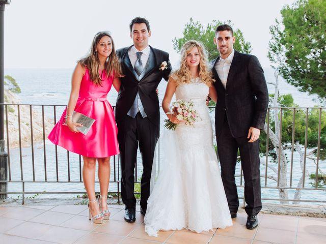 La boda de Gerard y Alicia en Calonge, Girona 125