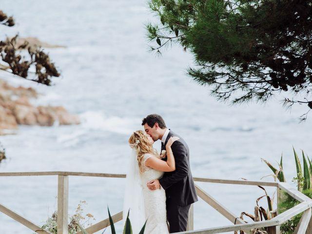 La boda de Gerard y Alicia en Calonge, Girona 208