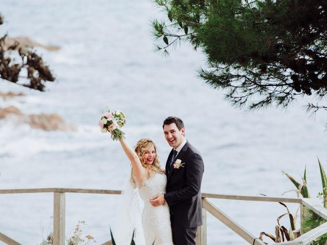 La boda de Gerard y Alicia en Calonge, Girona 2