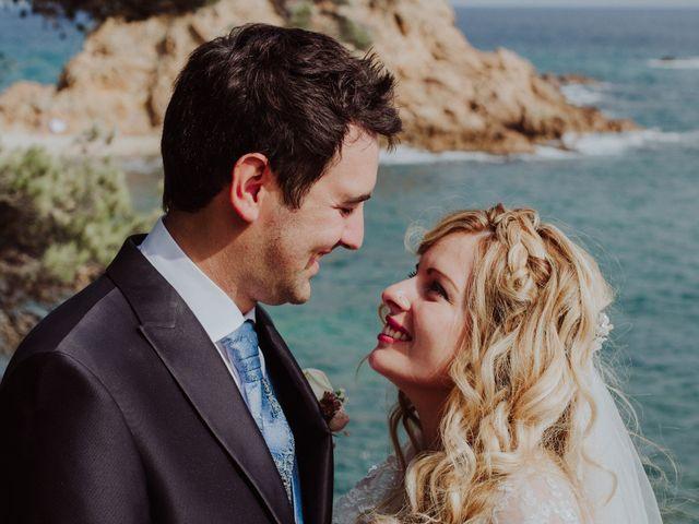 La boda de Gerard y Alicia en Calonge, Girona 214