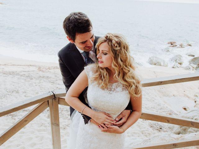 La boda de Gerard y Alicia en Calonge, Girona 215