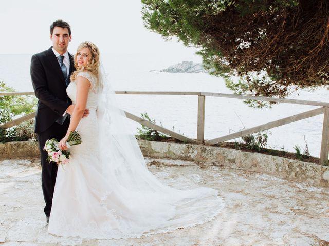 La boda de Alicia y Gerard