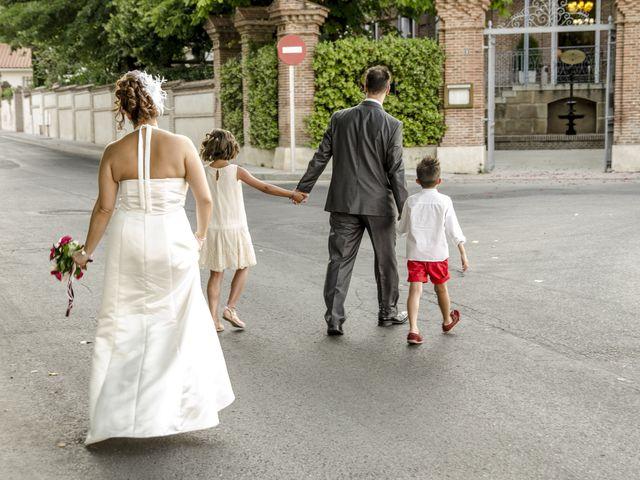 La boda de Jesús y Esther en Cubas De La Sagra, Madrid 17