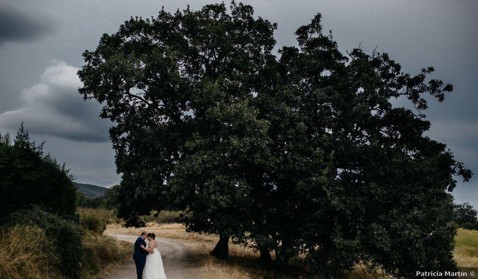 La boda de Iván y Carolina en Candeleda, Ávila