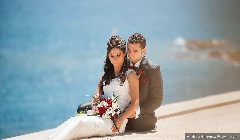 La boda de Eduard y Elena en S'agaro, Girona