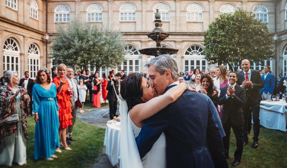 La boda de Jose V. y Marian en Santiago De Compostela, A Coruña