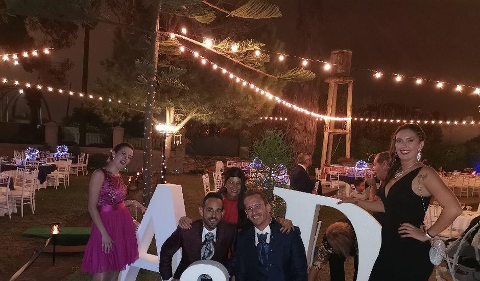 La boda de Domingo y Antonio en Campamento, Cádiz