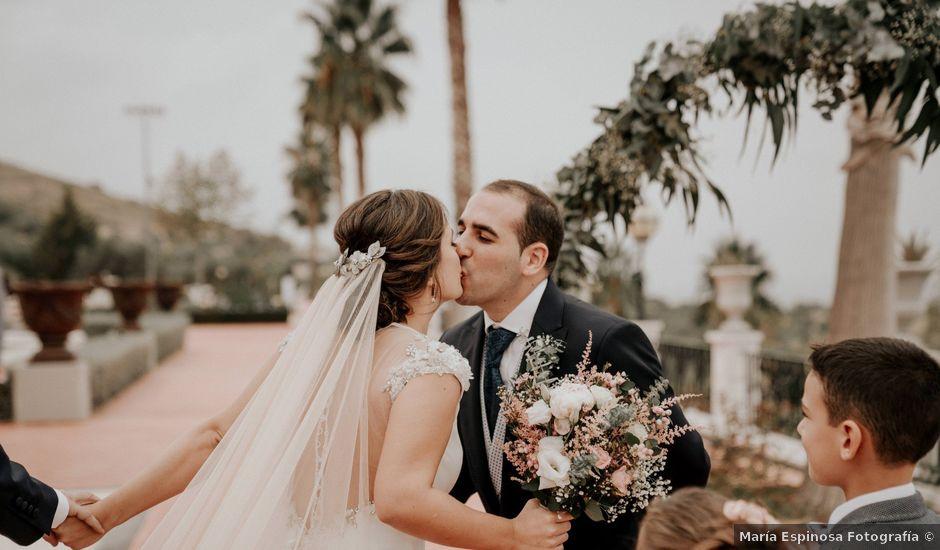 La boda de Fran y Alba en Jaén, Jaén