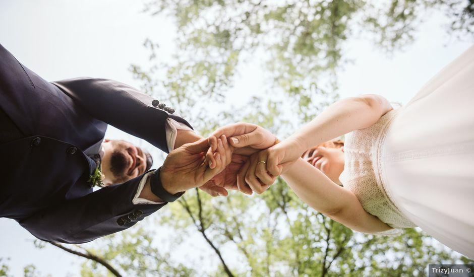 La boda de Cristian y Samara en Logroño, La Rioja