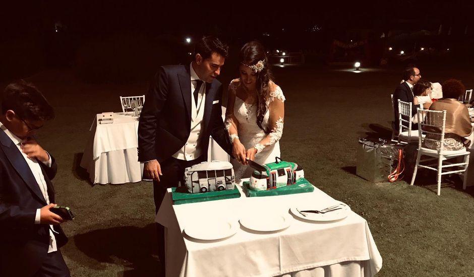 La boda de Antonio y Laura  en Motril, Granada