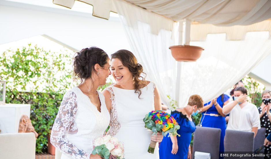 La boda de Mari Carmen y Noelia en Huetor Vega, Granada