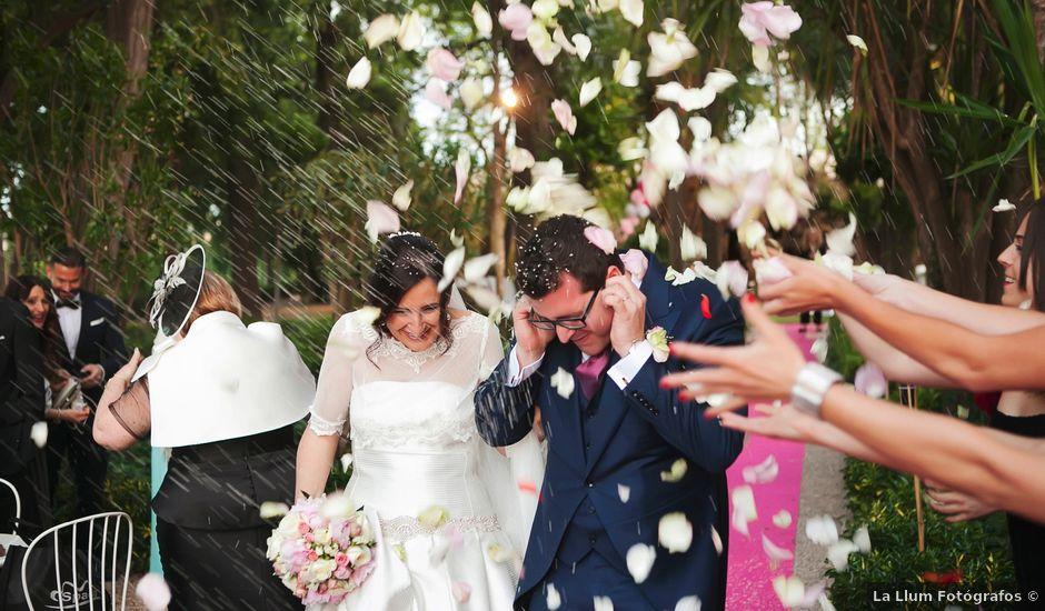 La boda de Raul y Geles en Picanya, Valencia