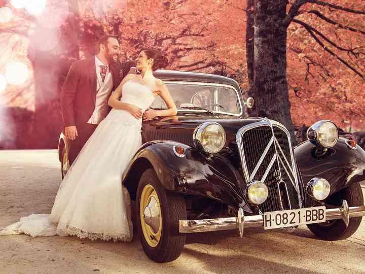 La boda de Rocio y Oriol