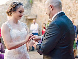 La boda de Nel y Ray