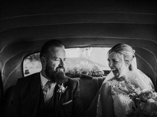 La boda de Marie Claire y Daniel 1