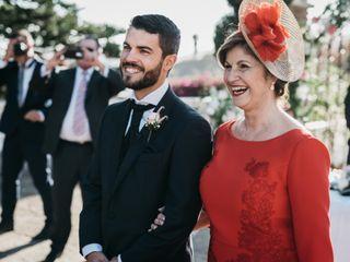 La boda de Marie Claire y Daniel 2