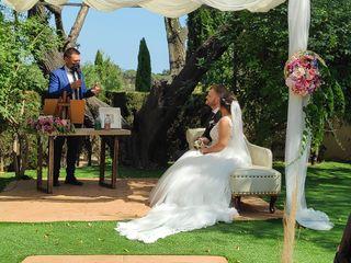 La boda de Mireia y Pol