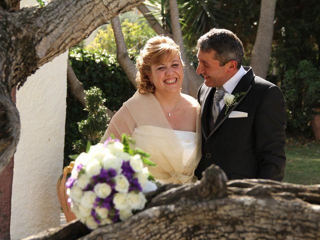 La boda de Nati y Jorge