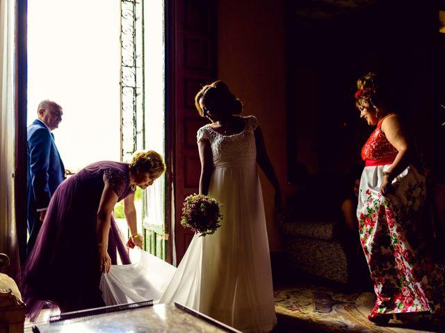 La boda de Javier y Elena en Toledo, Toledo 16