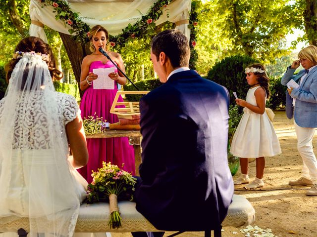 La boda de Javier y Elena en Toledo, Toledo 30